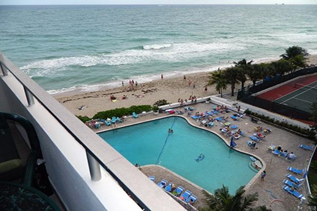 2 Bed 2 bath Apartment #616 Ocean View w/ Terrace - Image 1 - Fort Lauderdale - rentals