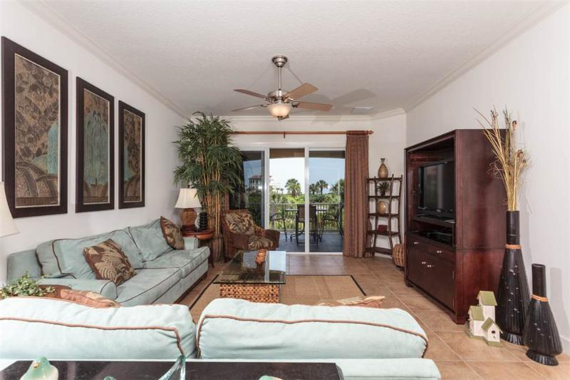 122 Cinnamon Beach Condo for Rent, 5 Star Reviews, 2 Heated Pools, Wifi - Image 1 - Palm Coast - rentals