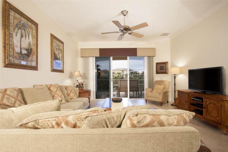 222 Cinnamon Beach,  3 Bedroom, Golf View, 2 Pools, Pet Friendly, Sleeps 6 - Image 1 - Saint Augustine - rentals