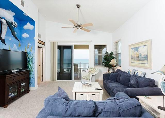 565 Cinnamon Beach, Ocean Front 6th Floor Penthouse, HDTV, Sleeps 12, Wifi - Image 1 - Palm Coast - rentals