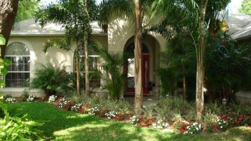 Front of Home - Vacation Home Near Disney - Tropical Oasis - Kissimmee - rentals