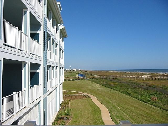 Huge Balcony Overlooks Ocean - Take 20% off Remaining April Dates!  2/2 Beach Front Pointe West - Galveston - rentals