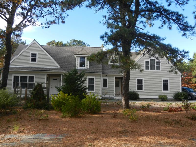 Quite neighborhood with marsh/sunset views in back - Contemporary Large House On Cape Code Bay - Wellfleet - rentals
