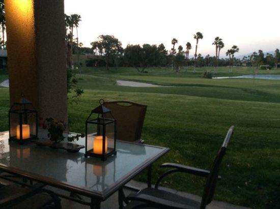 WOW!! SUPER UPGRADED 3 BEDROOM ON LAGOS WITH HUGE GOLF COURSE VIEWS!! - 3CSAI - Image 1 - Greater Palm Springs - rentals