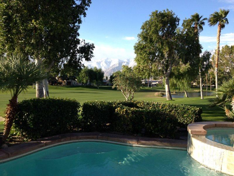 THREE BEDROOM VILLA WITH PRIVATE POOL & SPA ON S LAGUNA - VPS3VAN - Image 1 - Greater Palm Springs - rentals