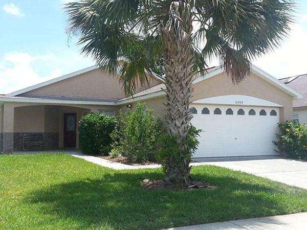 Affordable Pet-Friendly Villa Pocahontas Retreat is just 5 minutes to Disney - Image 1 - Kissimmee - rentals