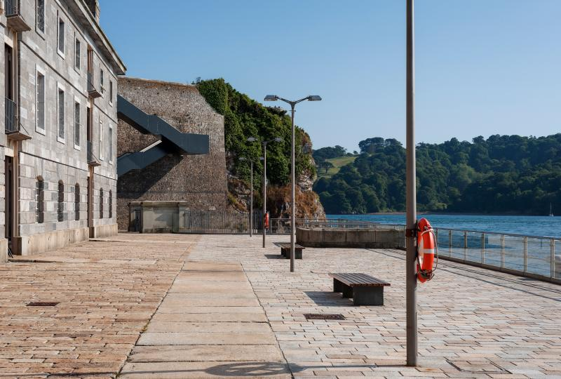 Clarence Promenade - ROYAL WILLIAM YARD CLARENCE - Plymouth - rentals