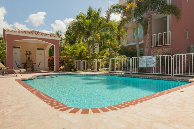Sandy Beach Penthouse Condo! - Image 1 - Rincon - rentals