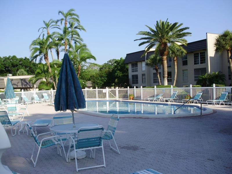 pool - Ideal Florida vacation home condo available now - Seminole - rentals