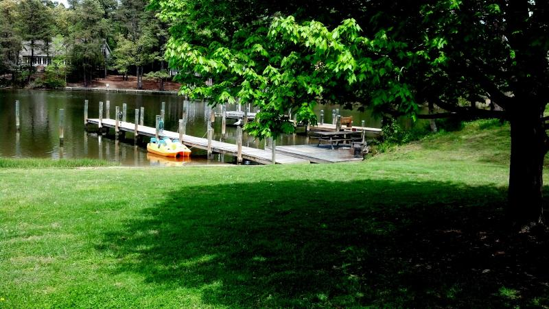 Pedal Boat next to 80' Dock - Stunning River Retreat - Dock - Hot Tub - Kayaks - Reedville - rentals