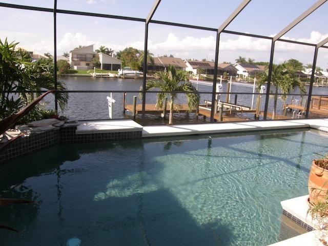 Villa Mar y Sol optional with 26 feet boat - Image 1 - Cape Coral - rentals