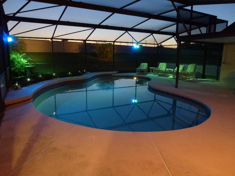 Private Pool by Night - Peaceful & Private, 5 Minutes to Walt Disney World - Kissimmee - rentals
