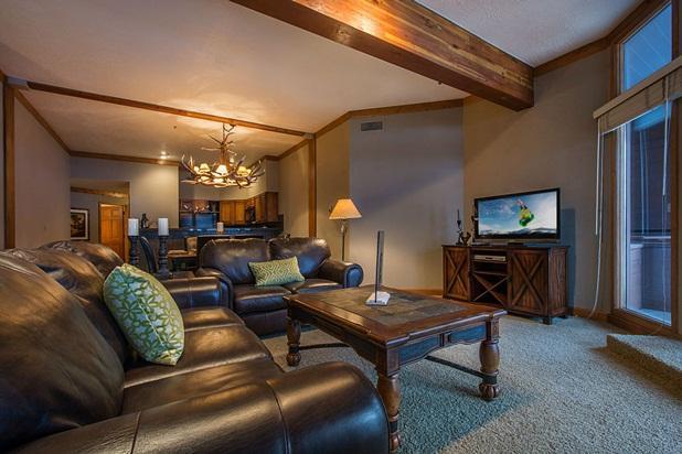Slopeside 2-Bedroom, 2.5-Bath Condo at Deer Valley - Image 1 - Park City - rentals