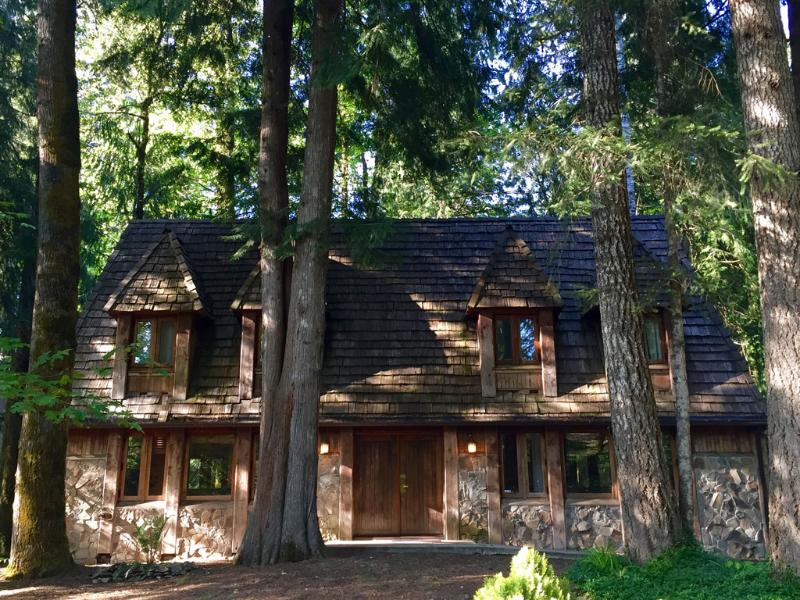 Summertime at Mt Hood Alpine Chalet - your home base for all things fun! - Charming Alpine Chalet w/ Private Hot Tub - Rhododendron - rentals