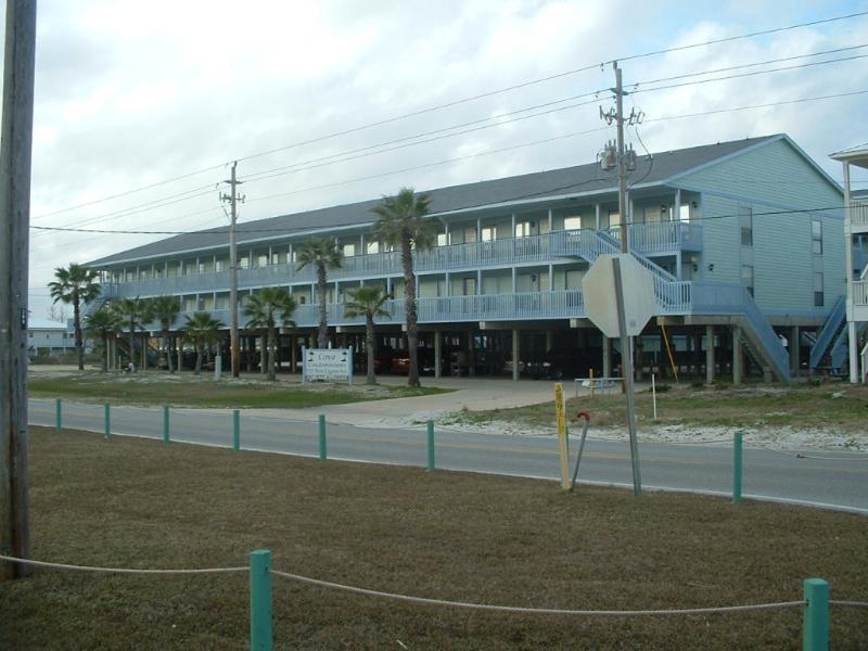THE  COVE CONDO UNIT A-109 - Image 1 - Gulf Shores - rentals