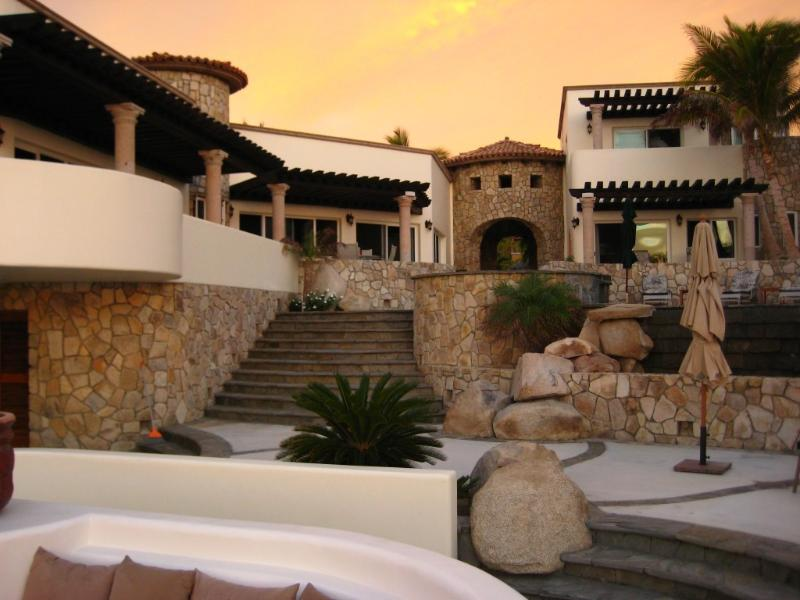 Sunrise - PRIVATE BEACHFRONT VILLA - CASTILLO ESCONDIDO - San Jose Del Cabo - rentals