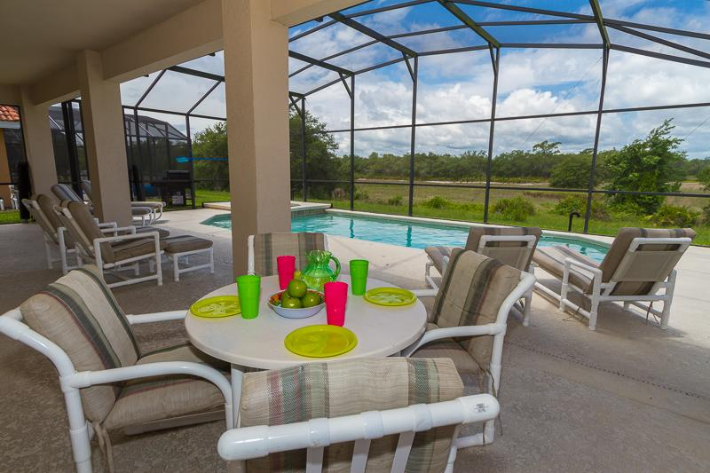 7 BR(3 Kings) Disney Villa, Pool/SPA/Wifi/Game Rm - Image 1 - Orlando - rentals