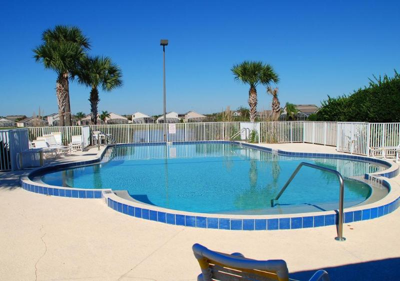 Huge community pool, super close to the home - Brand new, Huge 7BR/5BA/Pool/SPA/Wifi near Disney - Orlando - rentals