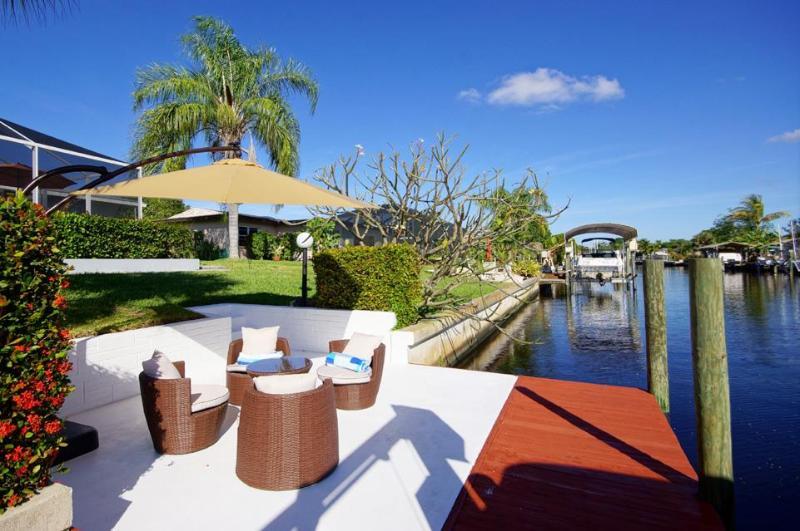 Villa Gulf Pearl incl. boat - Image 1 - Cape Coral - rentals