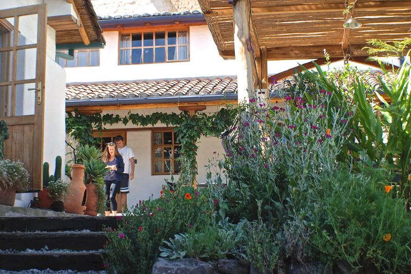 Wantara Garden Suites - Peaceful Garden Suites Luna in Historical  Quito - Quito - rentals