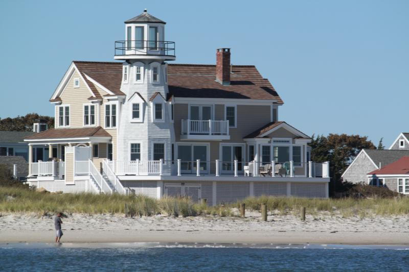 View from Ocean! - OCEANFRONT HOME Completely Rebuilt Brand New - West Yarmouth - rentals