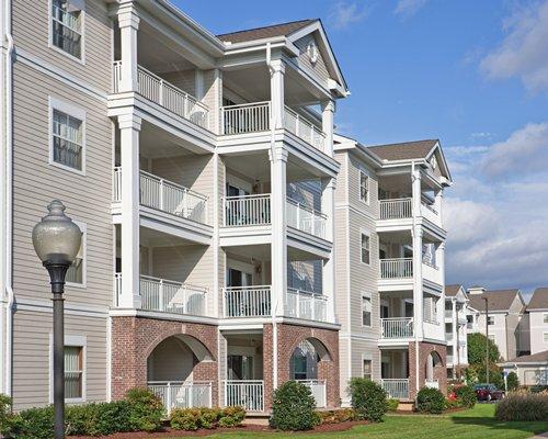 Exterior View of Property - 2 or 1 Bedroom Resort Condo in Music City - Nashville - rentals