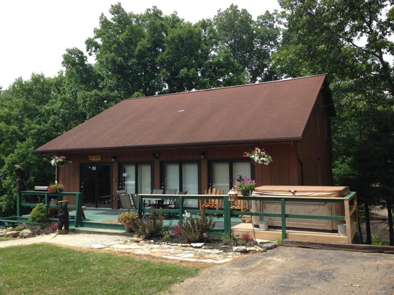 The Pines Lodge 1st Choice Cabin Rentals Hocking Hills Ohio - Image 1 - Nelsonville - rentals