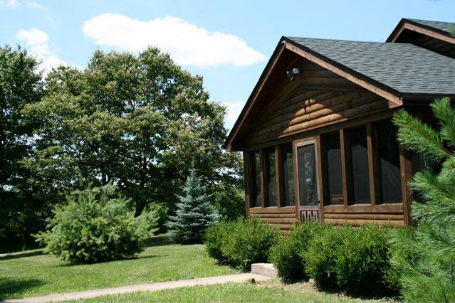 Rustic Luxury on 52 Acres Conveniently Located to - Image 1 - Nelsonville - rentals