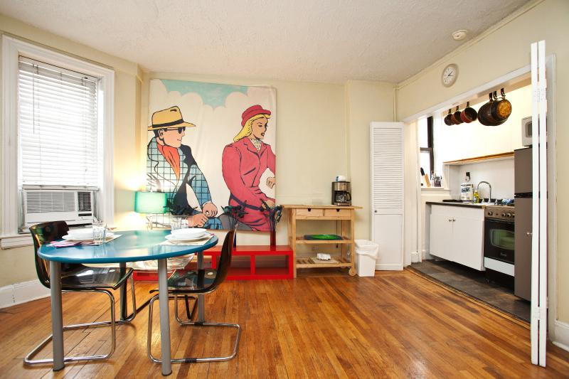 CHARMING 1 BED APT UPPER EAST SIDE - Image 1 - New York City - rentals