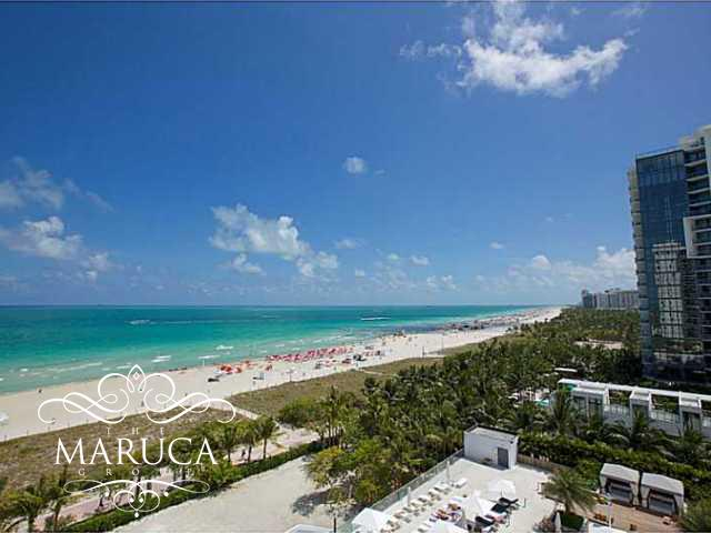 Beautiful Oceanfront Condo - Lux Oceanfront Corner Unit - South Beach - Miami Beach - rentals