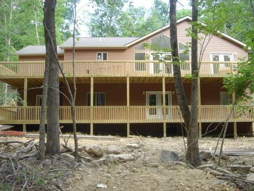 Backside! - Fall Special! 3 nights for cost of 2. Not Holidays - McGaheysville - rentals