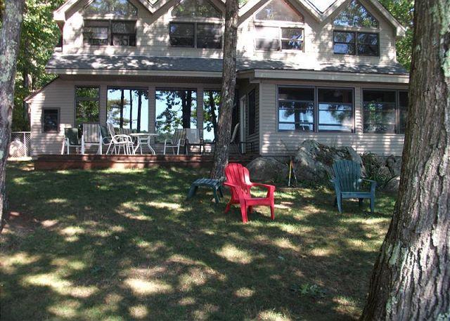 Lake Winnipesaukee Waterfront Vacation Rental - Image 1 - Moultonborough - rentals