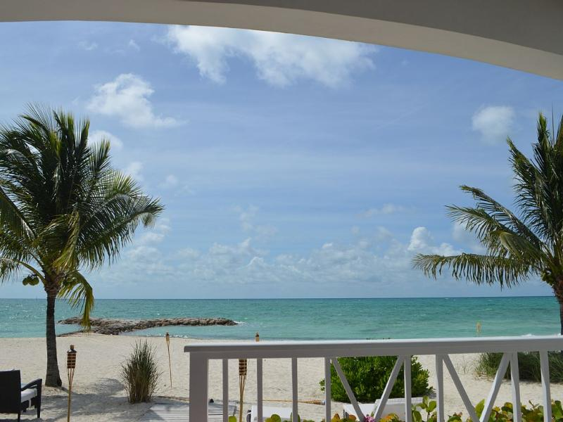 Private Beach , Beautiful Villa With White Sand - Image 1 - Nassau - rentals