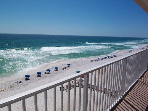 Breathtaking View From Balcony !! - BEACH FRONT 3 BED. PENTHOUSE CONDO-NO FEES-NO DEP. - Fort Walton Beach - rentals
