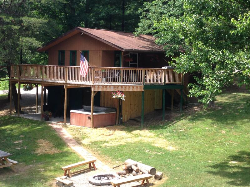 White Cabin - Hocking Hills Ohio & Wayne National - Image 1 - Nelsonville - rentals