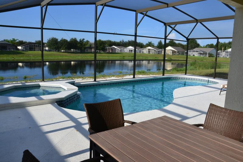Stunning 4BR villa with south facing pool and spa! - Image 1 - Four Corners - rentals