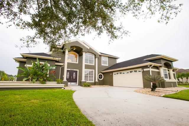 Front of House - Luxury Villa Near Disney and Universal Studios - Kissimmee - rentals