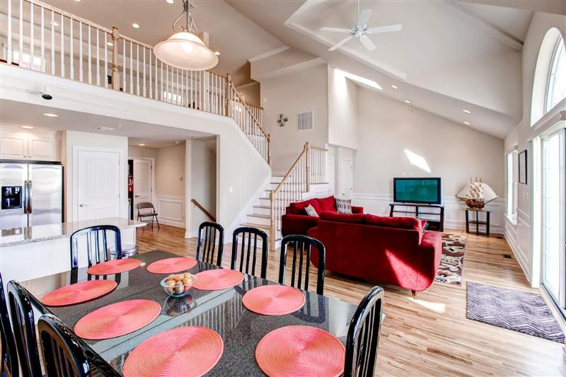 Have the ultimate Jersey Shore experience by staying at this fabulous Seaside Heights vacation rental condo! - Deluxe 4BR Seaside Heights Condo w/Private Rooftop Deck & Beautiful Ocean/Bay Views - Walking Distance to the Beach, Boardwalk, Clubs & More! - Seaside Heights - rentals
