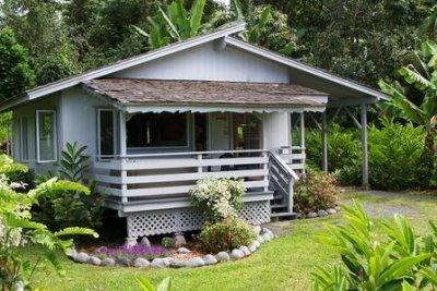 Hana Cabana - Private and secluded cottage with outdoor hot tub - Hana - rentals