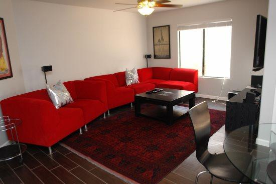 liviing room  - Condo 20-101 at Veranda at Ventana - Tucson - rentals