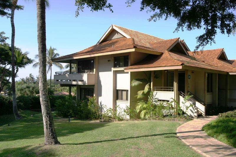 Villa Private Entrance - The Palms at Wailea Polynesian Villa - Wailea-Makena - rentals