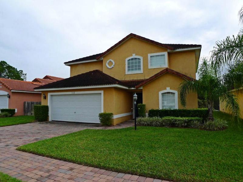Superb 4BR house located 10min to Disney - HMB112 - Image 1 - Davenport - rentals