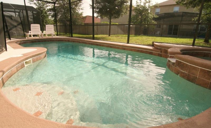 Refreshing private swimming pool - Special - 7bd/5ba, Pool/spa, Near Disney - Four Corners - rentals