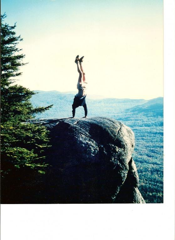 TOM on TUMBLEDOWN Photo  by JEFF STRUNK - SUGARLOAF MOUNTAIN MAINE BEST LOCATION - Carrabassett Valley - rentals