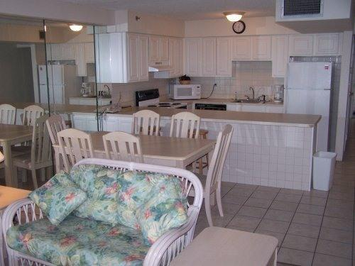 Dining & Kitchen - OCEANFRONT - Ocean City - rentals
