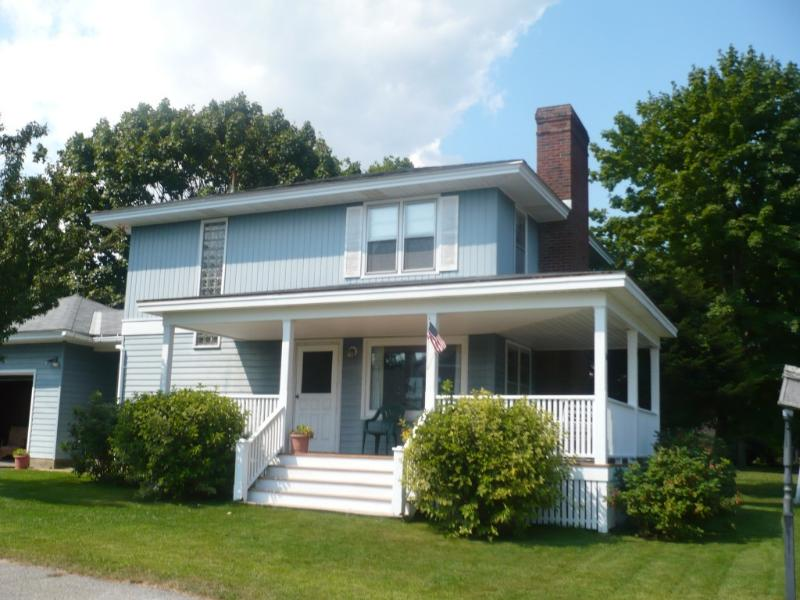 Home with Ocean Views - Walk to Sandy Beach - Image 1 - Biddeford - rentals