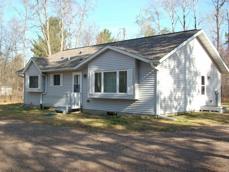 3 bedroom - Year-round Minocqua Vacation Hm- Many lakes nearby - Arbor Vitae - rentals