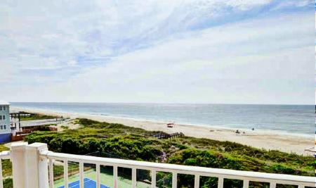Oceanfront View - ST. Regis 3310 - North Topsail Beach - rentals