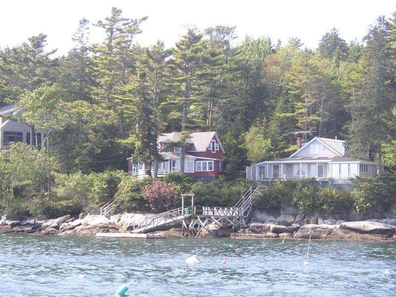 PIFFI BIFF| SOUTHPORT ISLAND | NEAR CAPE NEWAGEN | BOOTHBAY PENINSULA| GREAT VIEWS | SLEEPS 10| PET-FRIENDLY - Image 1 - Boothbay - rentals