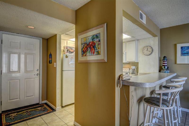 Foyer - St Regis 2211 - North Topsail Beach - rentals